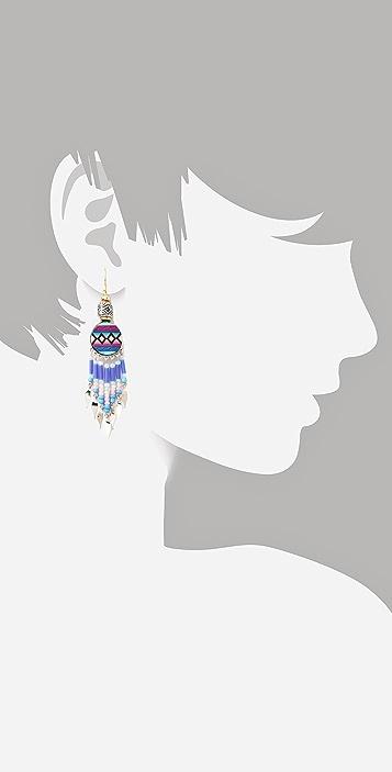 Vanessa Mooney Fly Girl Earrings