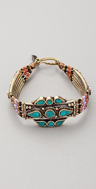 Vanessa Mooney Large Moonshield Bracelet