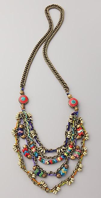 vanessa mooney poppystack necklace shopbop