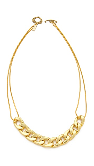 Vanessa Mooney Chunky Chain Necklace