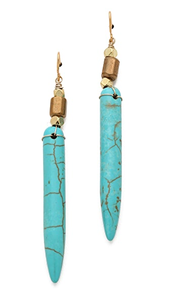 Vanessa Mooney Oleda Earrings