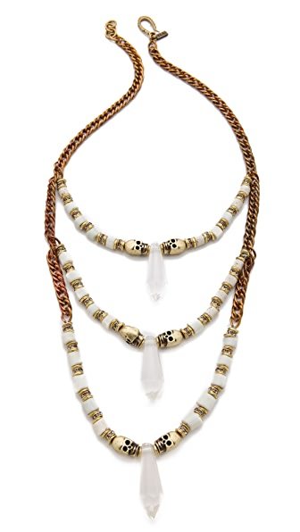 Vanessa Mooney Daughter of Mars Necklace
