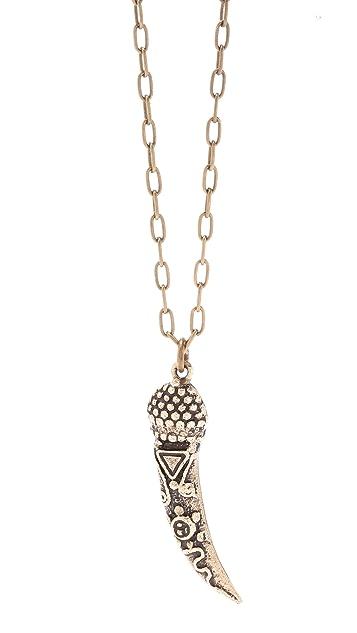 Vanessa Mooney Mystic Tiger Necklace