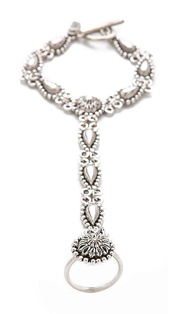 Vanessa Mooney The Stars of Crystal Bracelet