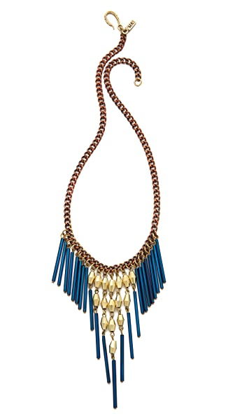 Vanessa Mooney The Lyric Statement Necklace