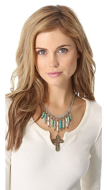 Vanessa Mooney So Far Away Necklace