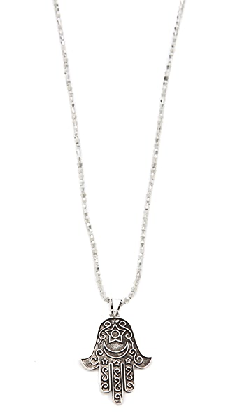 Vanessa Mooney Power of Mine Necklace