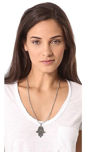 Vanessa Mooney Power of Mine Necklace
