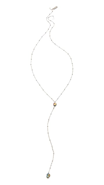 Vanessa Mooney New Light Rosary Necklace