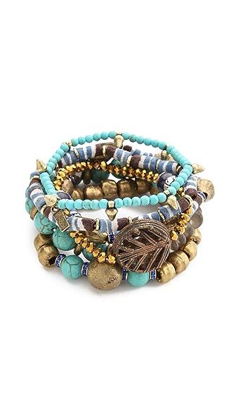 Vanessa Mooney Misty Mountain Bracelet Set