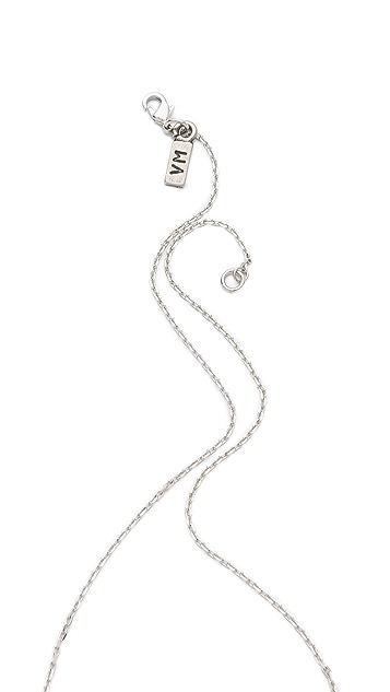 Vanessa Mooney Change My Ways Necklace