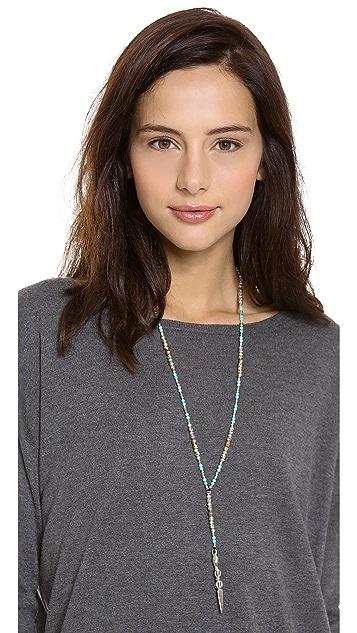 Vanessa Mooney The Edge Necklace