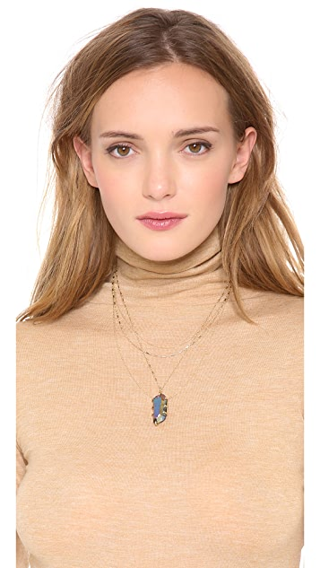 Vanessa Mooney Vanessa Mooney x For Love and Lemons Purple Haze Necklace