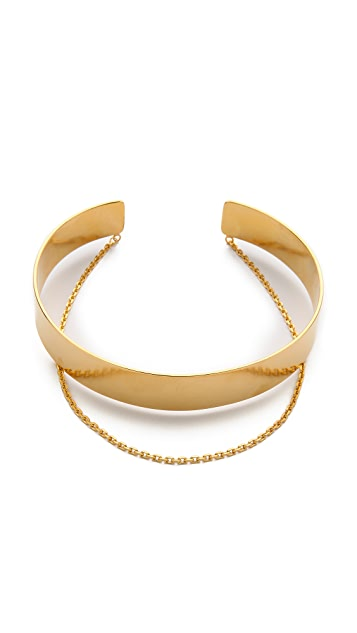 Vanessa Mooney Anarchy Choker Necklace