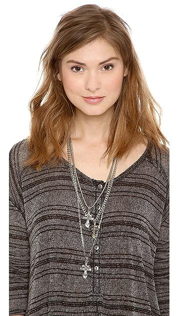 Vanessa Mooney New York Dolls Necklace