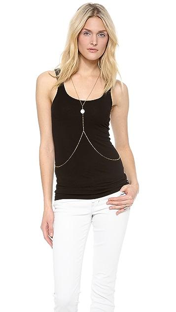 Vanessa Mooney Rocksteady Body Chain