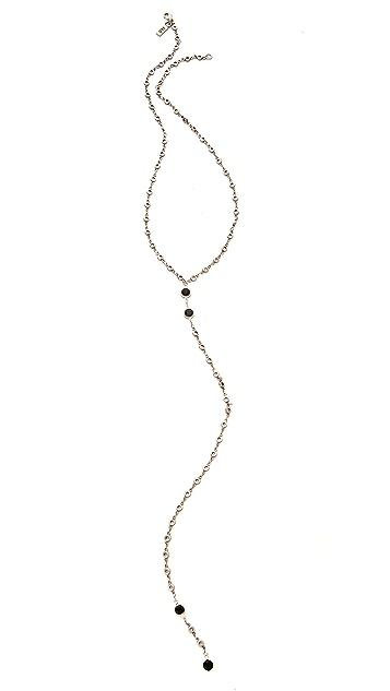 Vanessa Mooney The Legends Lariat Necklace