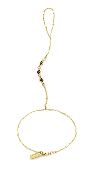 Vanessa Mooney Petite Hand Chain