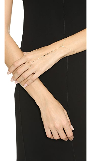 Vanessa Mooney Petite Hand Chain