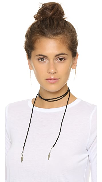 Vanessa Mooney Lights Out Necklace