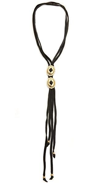 Vanessa Mooney The Jacy Bolo Necklace