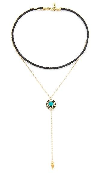 Vanessa Mooney The Brooklyn Choker Necklace