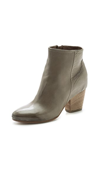 Vic Matie Round Toe Booties