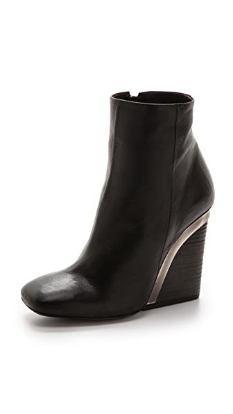Vic Matie Prometeo Wedge Booties
