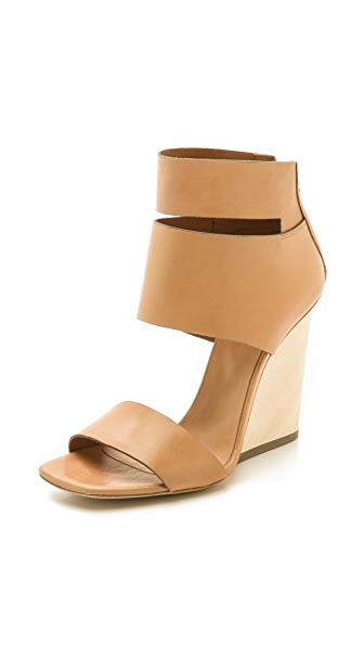 Vic Matie Wedge Sandals