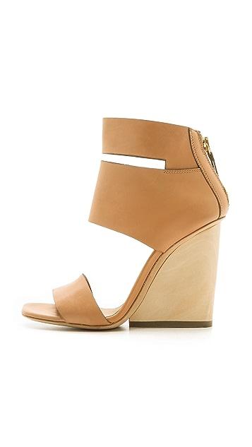 Vic Matie Wedge Sandals