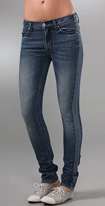 Vince Denim High Line Skinny Jeans