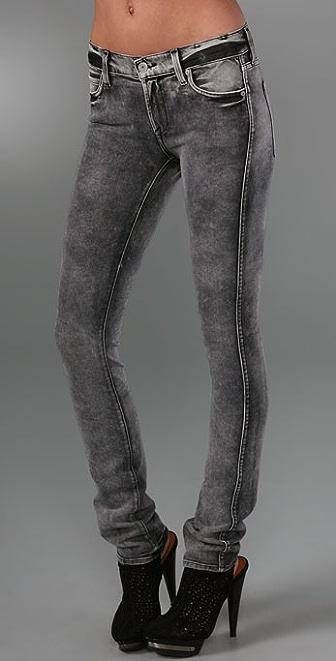 Vince Denim Smog Skinny Jeans
