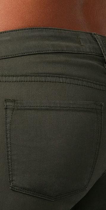 Vince Denim Second Skin Legging Jeans