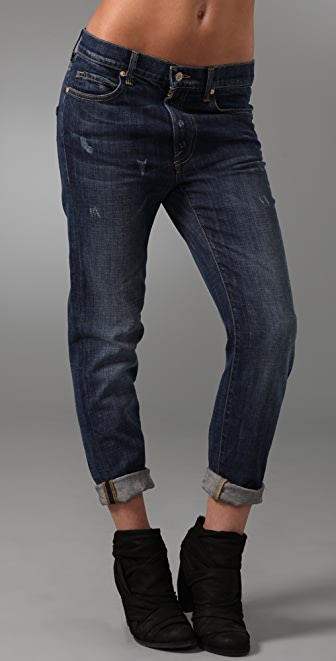 Vince Denim Slacker Jeans