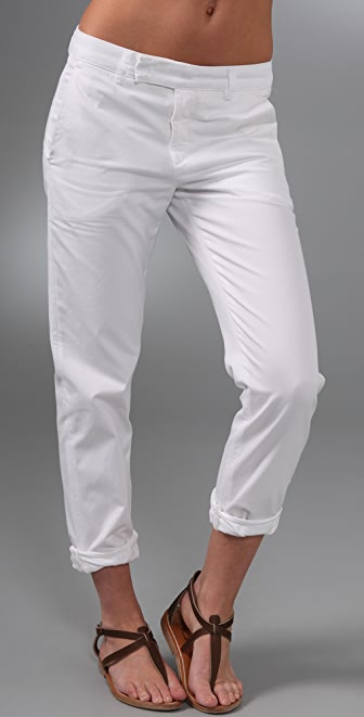 Vince Denim Chino Pants