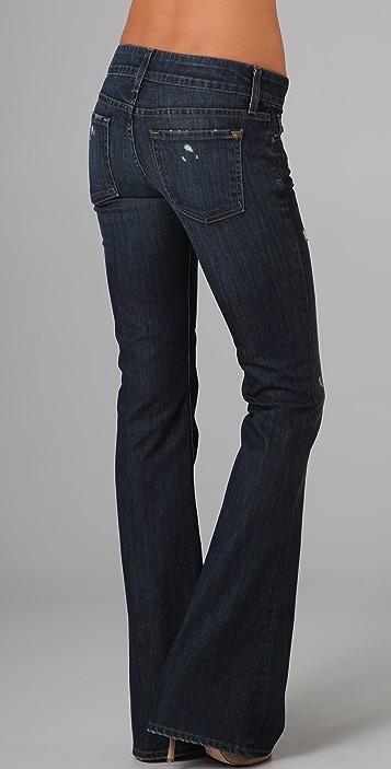 Vince Denim Flare Leg Jeans