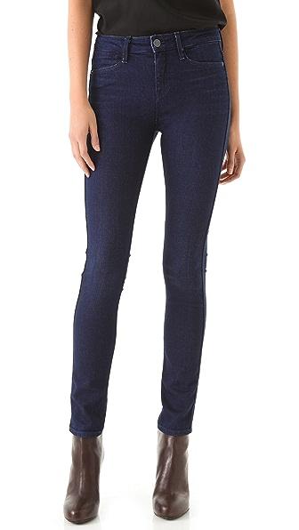 Vince Denim High Rise Skinny Jeans