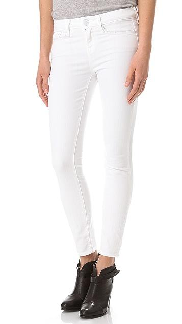 Vince Denim Ankle Skinny Jeans