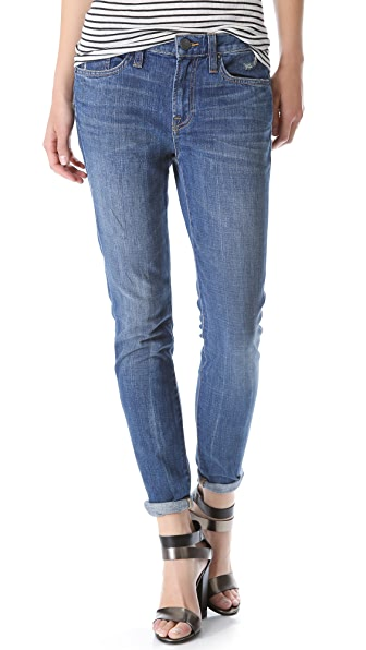 Vince Denim Relaxed Skinny Jeans