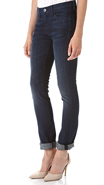 Vince Denim Cigarette Jeans