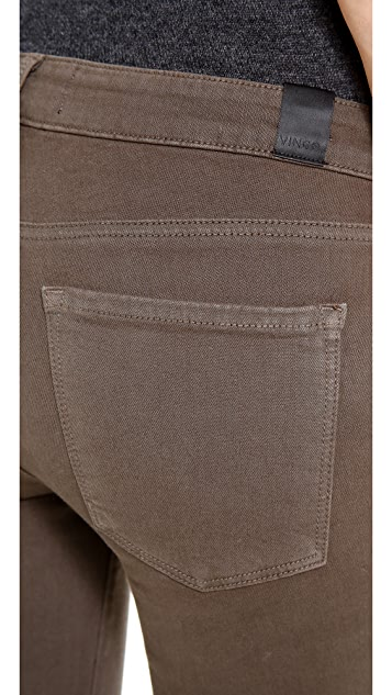 Vince Denim Riley Skinny Jeans