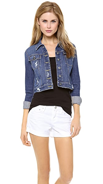 Vince Denim Parker Classic Jacket