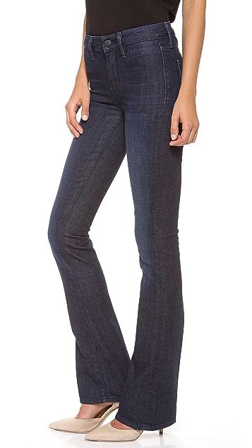 Vince Denim Taylor Boot Cut Jeans
