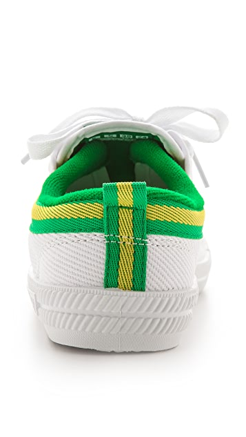 Volley Australia International Lace Up Sneakers