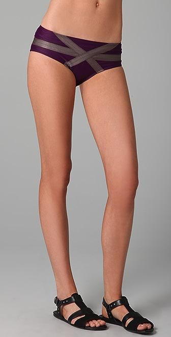 VPL Bandage Bikini Bottoms