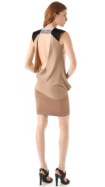 VPL Marsupial Open Back Dress