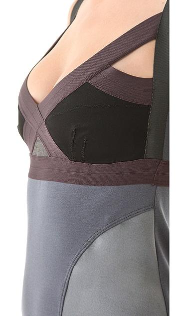 VPL Insertion Dress