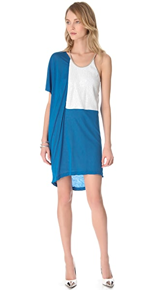 VPL Spathe Tunic Dress
