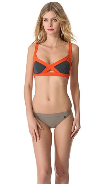 VPL Malaga Insertion Bikini Top