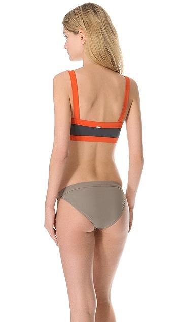 VPL Malaga Insertion Bikini Top